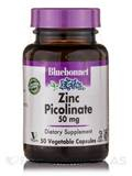 Zinc Picolinate 50 mg - 50 Vegetable Capsules