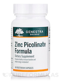 Zinc Picolinate Formula 60 Vegetable Capsules