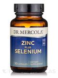 Zinc Plus Selenium - 30 Capsules