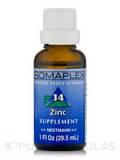Zinc 1 oz (29.5 ml)