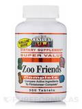 Zoo Friends Complete 300 Tablets
