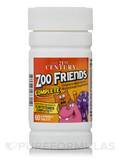 Zoo Friends Complete 60 Chewable Tablets