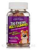 Zoo Friends Multivitamin 60 Gummies