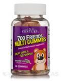 Zoo Friends Multivitamin - 60 Gummies