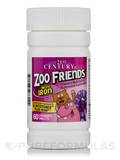 Zoo Friends with Iron Chewable 60 Tablets