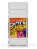 Zoo Friends with Xtra C Chewable - 60 Tablets