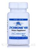 Zychrome 400 60 Vegetable Capsules