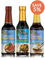 Coconut Secret Gluten-Free Sauce Collection - Save 5% on a bundle