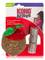 KONG® Active Scratch Apple for Cats - 1 Count - Alternate View