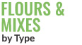 Flours & Mixes by Type