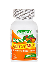 Vegan-Friendly Multivitamins