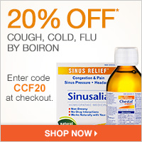 Boiron - Category Drop-Down 200x200 - February Sale - ChildHealthIN - 012716