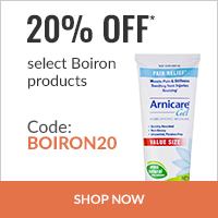 Boiron - Category Drop-Down 200x200 - August Sale - Generic - 072516