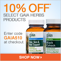 Gaia Herbs May Sale - Brand Interest - Category Drop-Down 200x200 - 050115