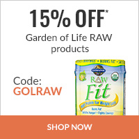 Garden of Life - Category Drop-Down 200x200 - August Sale - Generic- 072716
