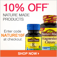 Nature's Made - Category Drop-Down 200x200 - February Sale - Generic- 012716