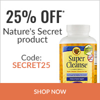 Nature's Secret - Category Drop-Down 200x200 - April Sale - Generic- 032916