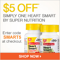 Super Nutrition - Super One Heart - Category Drop-Down 200x200 - February Sale - CardioIN - 012616
