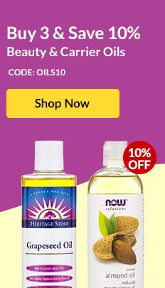 Buy 3 & Save 10% Beauty & Carrier Oils - Code: OILS10