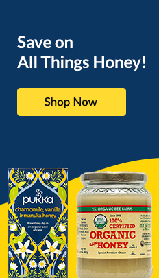 Save on All Things Honey! SHOP NOW!