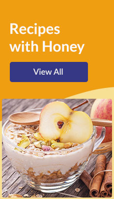Recipes with Honey. View All!