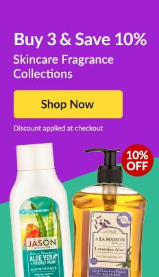 Buy 3 & Save 10%: Skin Care Fragrance Collections. Discount applied at checkout. SHOP NOW!