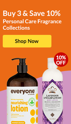 Buy 3 & Save 10%: Personal Care Fragrance Collections. Discount applied at checkout. SHOP NOW!