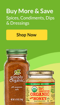 Buy More & Save Spices, Condiments, Dips & Dressings. SHOP NOW!