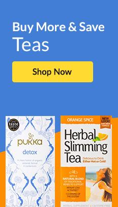 Buy More & Save: Teas. SHOP NOW!