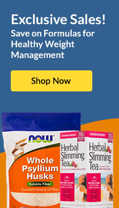 Exclusive Sales! Save on Formulas for Healthy Weight Management. SHOP NOW!