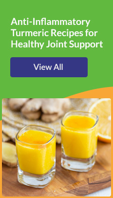 Anti-Inflammatory Turmeric Recipes for Healthy Joint Support. View All!