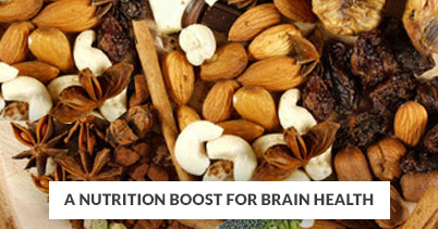 A Nutrition Boost For Brain Health