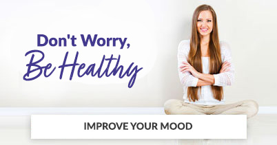 A Healthier, Happier You - Mood Support