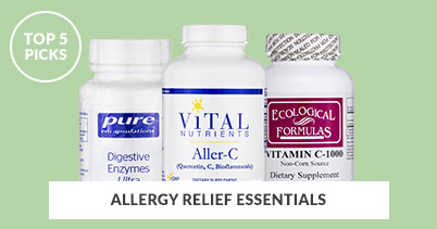 Top 5 Picks - Allergy Relief Essentials