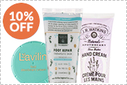 BUY 3 & SAVE 10% on HAND, FOOT, NAIL CARE PRODUCTS