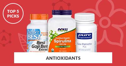 Top 5 Picks Antioxidants