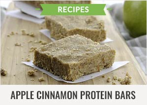 300x213 - Generic - Apple Cinnamon Protein Bar Recipe - 042716