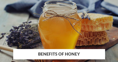 402x211 - Generic - Benefits of Honey - 070118
