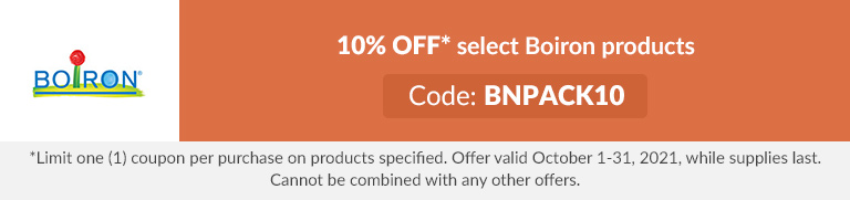 Boiron Offers