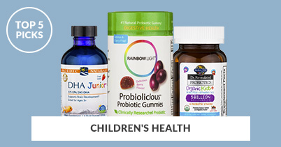 Top 5 Picks - Children's Health