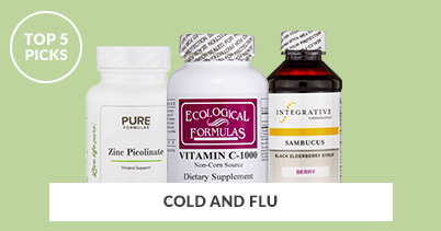 Top 5 Picks - Cold & Flu