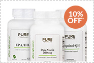 PUREFORMULAS' CARDIO SUPPORT - SAVE 10%
