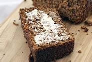 Cinnamon Oat Bran Bread
