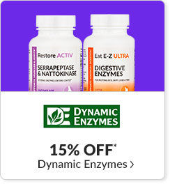 15% off* all Dynamic Enzymes products - Code: CYBERDE