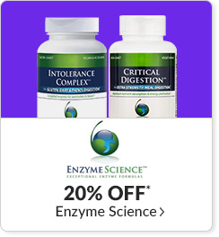 20% off* all Enzyme Science products - Code: CYBERES