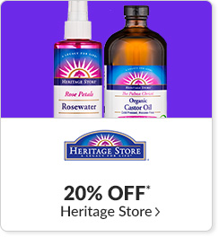 20% off* all Heritage Store products - Code: CYBERHS