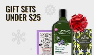 Gift sets under $25