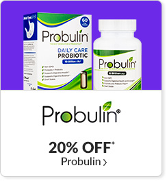 20% off* all Probulin products - Code: CYBERPB