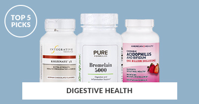 Top 5 Picks - Digestive Health