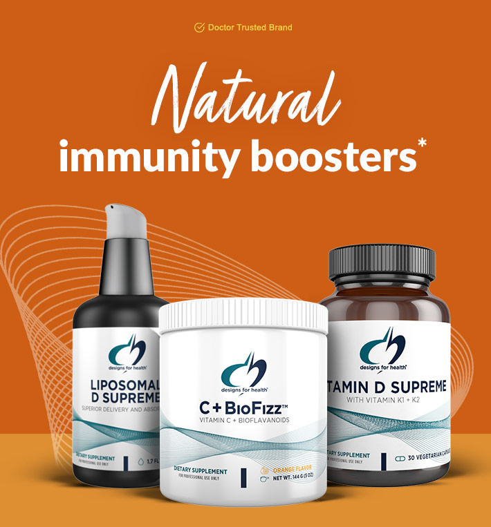 Natural immunity boosters*